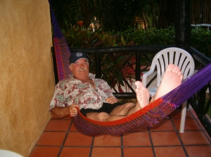 10ish years ago in Mexico......only white feet!