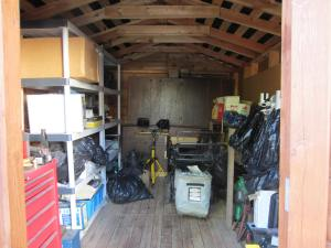 "the shed ""after"""